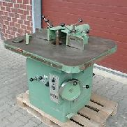 Bäuerle SFM milling spindle moulder spindle moulder spindle moulder Starr