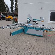 Panel saw Martin T 60 built in 2009 in 3m carriage 59457 Werl # m2348 #