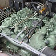 raced Mercedes OM442 V8 only 1300 hours