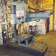 Stanko 2M55 Year 1980 radial drilling machine