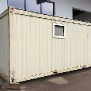 Containers, sanitary containers, office containers, storage containers