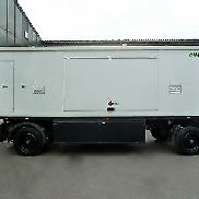 Polyma emergency power generator 315 kvA MAN