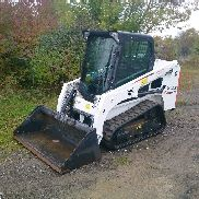 Bobcat Skid Steer Caterpillar T450 BJ2015 Mint! many extras! Joysticksteurung!