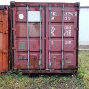 Containers, storage containers, shipping containers CSC 20`Fuss 44143 Dortmund