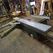Altendorf sliding table saw F90 with scoring unit