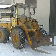 Wheel loaders, shovels, excavators, IHC, 510