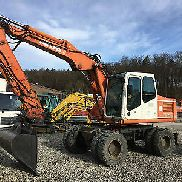Atlas 1404 Wheeled excavators