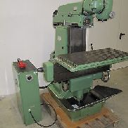 Milling machine, cover, FP3, lots of accessories