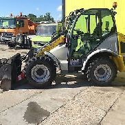 Wheel Loader Kramer 580 Bj. 2014 Bh. 750