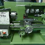 Hager guide spindle lathe in good condition with a lot of accessories