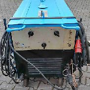 Welder shielding gas and electrode Messer Griesheim COMBİWİG
