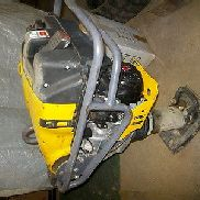 Grave Stampfer ATLASCOPCO with Honda gx 100 4takter Bj 2012 Top Condition Wacker