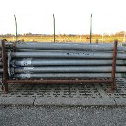 26 props 3.50m galvanized supports Stayers of strut props
