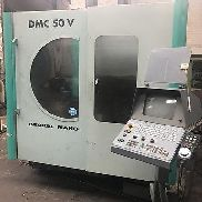 CNC machining center Deckel Maho DMC 50V
