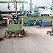 Rasi Uni3CDR, mandrel bending machine, bending machine, bending machine, Blechhbieger