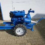 Contractors Pump, mud pump, high pressure pump, diesel pump