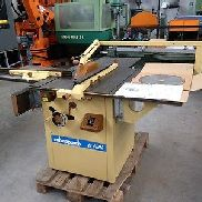 Scheppach TS 4000, sliding table saw, table saw, precision saw, Saw