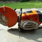 Separator Stihl TS 700, with cutting disc, used, good condition