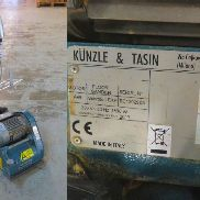 Künzle & Tasin Scorpion Floor Grinding Machine Ground Grinding Machine
