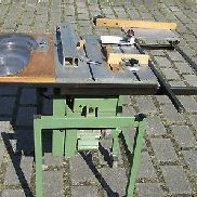 Ulmia 1708 Table Circular Saw Circular Saw Table Saw with Top Mill Bosch