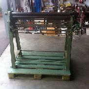 Rolling machine Fasti 1m good condition with bill