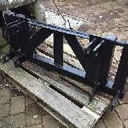 Euro quick-change adapter frame Schnellwechselrahmen loaders Hanomag B8 or similar
