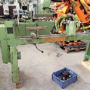 Hager HD 50, woodworking machine. Lathe, lathe, wooden lathe, drexel bench