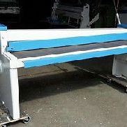 Schechtl table shears HT 200 with invoice