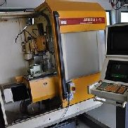 CNC 4 axis milling machine, brand Aciera, type F45 5000+, built in 1991