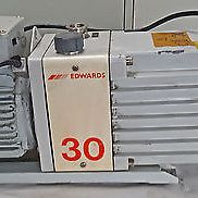 Edwards vacuum pump rotary vane E2M30 Dual Stage