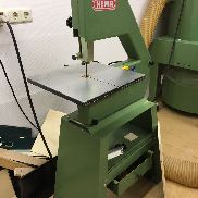 Band saw HEMA HWS 200 / D wood saw woodbandsaw Saw