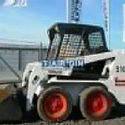 Bobcat S100 * Bj.2007 * 1815 h * * 1800kg skid steer loaders