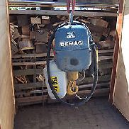 Demag Insertion Kit EU DC-PRO 10 1000 1/1 H8 V12 / 3 380-415 / 50 24/6 240