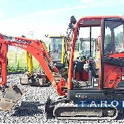 Kubota KX41-3S * 1550kg * 2117hs * Year of construction * Schnw + 2 Sch * Minibagger