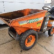 Articulated dumpers AUSA + + 108 + DH incl. VAT.