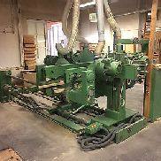 Double profile machine WIGO 1080 Profile Machine, Saw, Profilsäge