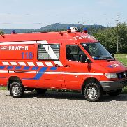 Mercedes Benz Sprinter 4x4 fire department