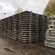 used doka folding platform K 3,00m, 580442000, construction site doka concrete construction Leipzig