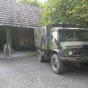 UNIMOG 404 S German Army