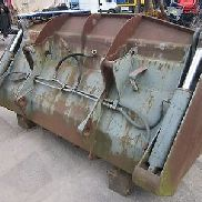 Schaeff Hydraulic Folding shovel 2,15m wide