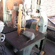 PLOVDIV B 801 heavy solid bandsaw machine - SEE