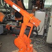 Robot ABB IRB 1400 S4-M94A completely