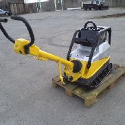 Vibration plate Wacker 4045 compressor Bj. 2008 390 Kg pre u. Return service