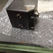 Draining Machine Fanuc Robocut Alpha Wire Alignment Block Eroding Machine