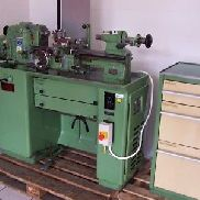 Schaublin 102 VM precision turning machine, many accessories, condition very good
