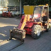 Trucks, forklifts MANITOU, 2 t, telehandlers