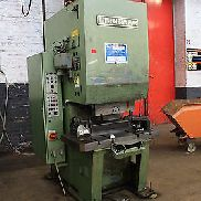 Press punching machine punch toggle press Bruderer & Leinhaas DWP 63/40 - CN