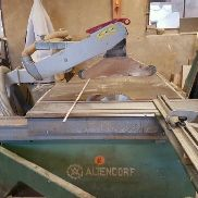 Sliding table saw ALTENDORF F 90