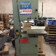 Band saw Moessner EBM metal TOP state