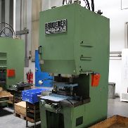 C-Press Bruderer Leinhaas DWP 2-63 C, Bruderer, press, hydraulic punch
